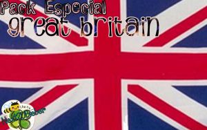 Pack especial: Great Britan by Cursorsandmore