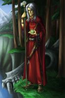 Raistlin: Magi by Kabudragon