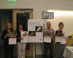 Millis Library Calender kick-off by natureguy