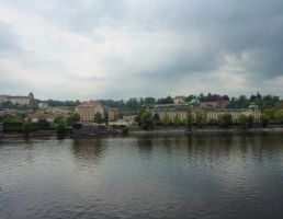 Prague River 04 by cemacStock