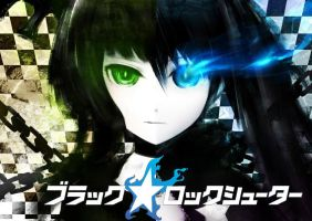 Black Rock Shooter Wallpaper by kuroryuzaki28