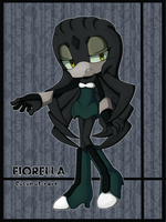 /Fiorella the Spider/ by Coconut-rave