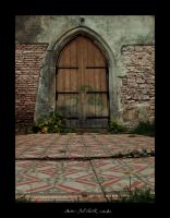 walk out of the door by ad-shor