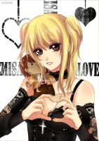 Misa Misa Love by Eternal-S