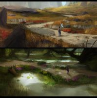 Enviro studies by Kalberoos