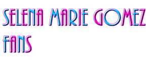 Selena Marie Gomez Fans Png by MaddieLovesSelly