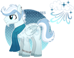 Cloud Gust MLP OC Auction by Kazziepones