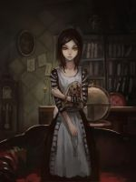 Alice Before Her Madness by LittleRedDevil098