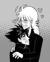 YYH - OH GOD I LOVE YOU by Love-Monstoh