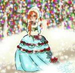 Daemla. Winter Wonderland. Contest Entry. by RaisloverSakura