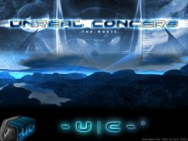 Unreal Concers AVI 2 Logo by pulseh