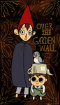 Over The Garden Wall by velka