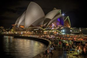 Night Sails by CasualImages