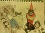 Lord hater's tickle torture by Bugssayian27
