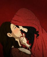 OUAT - The Cloak by fortheloveofpizza