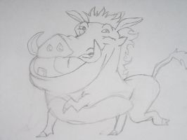 Pumba by VenDuckie