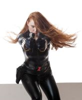 Lisa Graham Widow 2a by jagged-eye