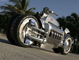 Dodge Tomahawk Concept by TheCarloos