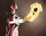 Mordin Solus by leanarutherford