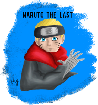 Naruto the last by iTayxDesignx
