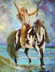 Native American Warrior by Beatles74i0c