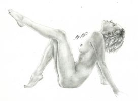 Nude 4 by MikeTribbianni