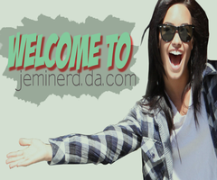 Welcome ID by JemiNerd