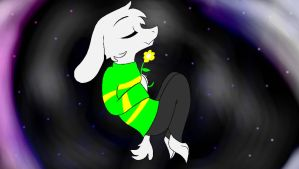 Asriel by Cheedo6