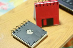 Upcycled: Floppy Pad by Buujang