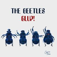 The Beetles by artcova