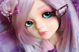 Lost Eyes by AidaOtaku-BJD