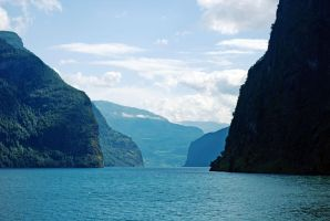 Guards of the fjord by Safraba