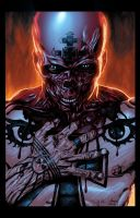 Ultimate Red Skull by xXNightblade08Xx