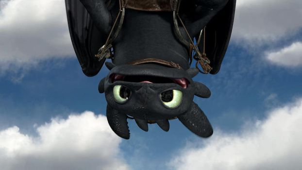 Cute Toothless Pic by CitoNocteDraconis