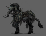 Chaos Steed by UltimaFatalis