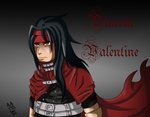 Vincent Valentine by brat-the-twitchy-one