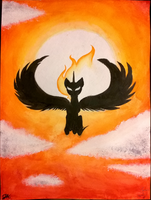 This World Will Burn by Amous-Anona