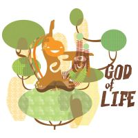 Leib - God of Life by al3map2