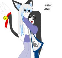 sister love by camilleartist132
