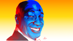 Michael Clarke Duncan - Rest In Peace by Dawnsknight