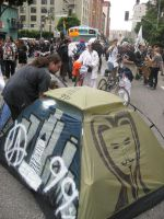 The 99 Percent Tent by A-n-t-i-g-o-n-e
