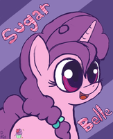 Sugar Belle by GodOfSteak