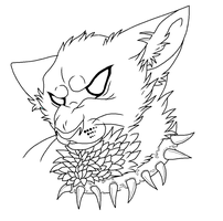 Scourge, (not finished) by Kekeywolf