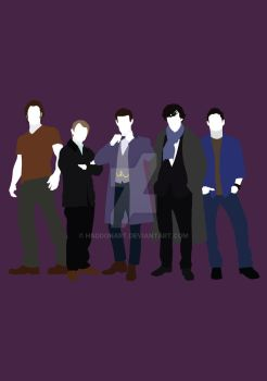 Superwholock by HaddonArt