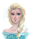 Elsa by virecca