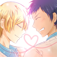 KnB - Friends by TheTwinGardeners