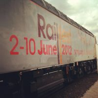 Now THAT'S Advertising! (RAILFEST 2012) by AferVentus