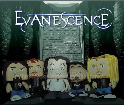 EVANESCENCE by hammyevan