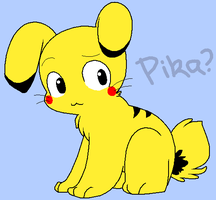 Pika? by drill-tail