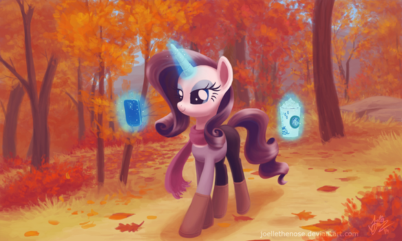 Fall Fashion by JoelletheNose